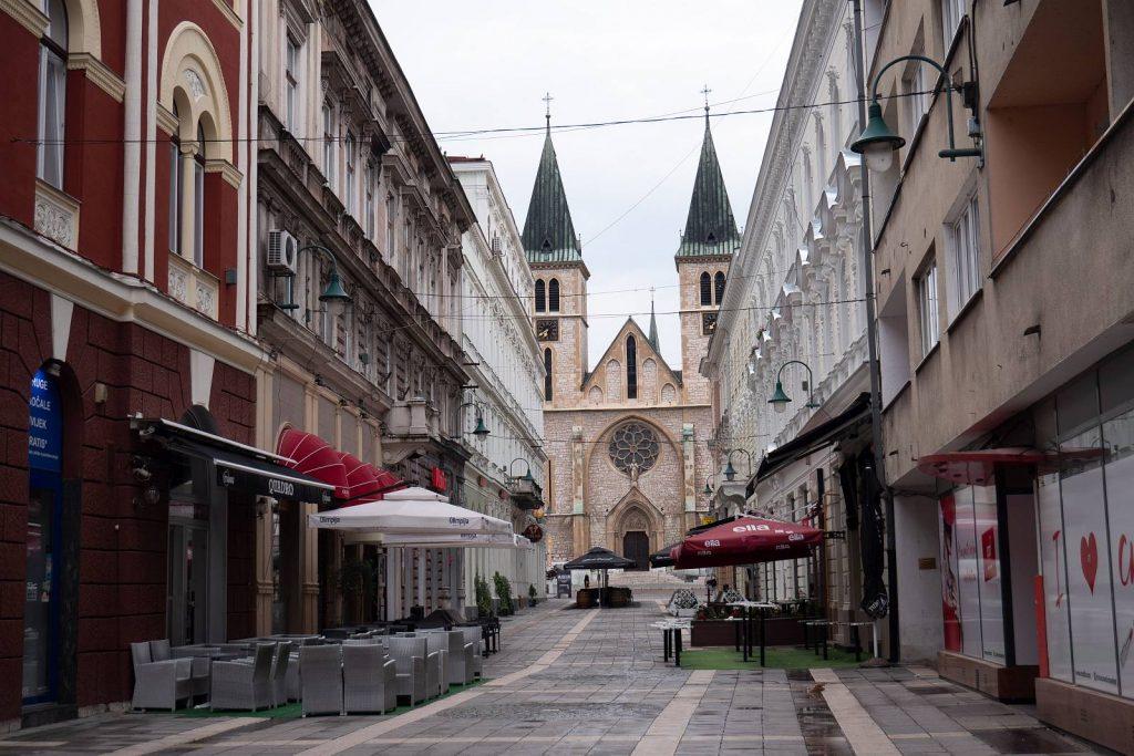 Katedra Serca Jezusowego w Sarajewie